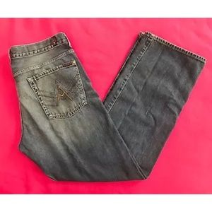 """Mens 7 FOR ALL MANKIND """"A"""" Pocket Jeans"""